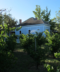 Summer 2012 house