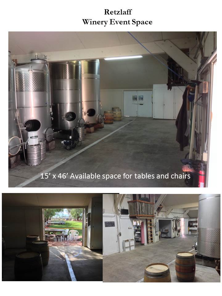 Winery Space